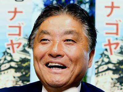 選挙演説で名古屋章のモノマネをしたのが当選の決定打になりましたね ...