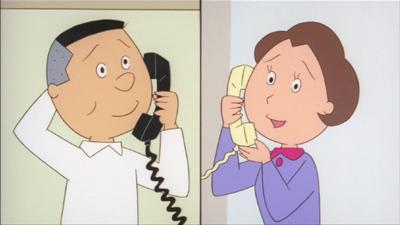 イクラもやっと新しいパパに慣れてきたんです。もう電話しないでください