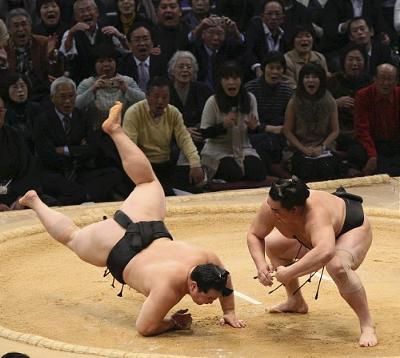 大相撲 ボケて(bokete)