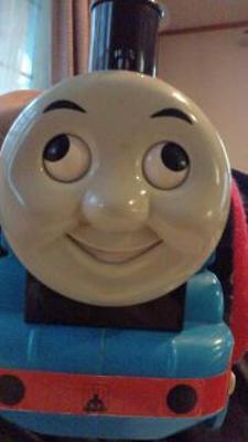 線路の分岐が多すぎてもうパニック - トーマスへのボケ[2375828] - ボケて(bokete)